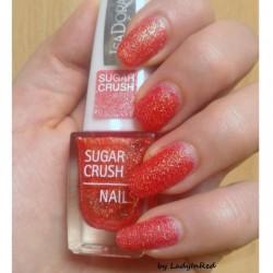Produktbild zu IsaDora Sugar Crush Nails – Farbe: 124 Coral Crush (LE)