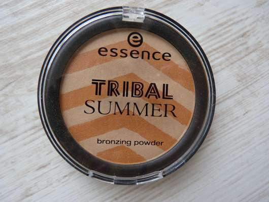 essence tribal summer bronzing powder (LE)