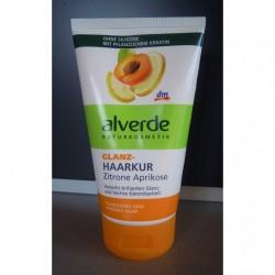 Produktbild zu alverde Naturkosmetik Glanz-Haarkur Zitrone Aprikose