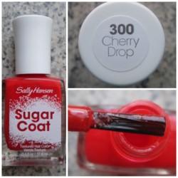 Produktbild zu Sally Hansen Sugar Coat (LE), Farbe: 300 Cherry Drop