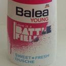 Balea Young Dusche Love is a Battlefield (LE)