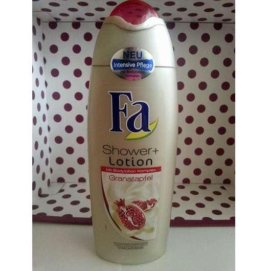 Fa Shower & Lotion Granatapfel Duschcreme