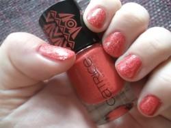 Produktbild zu Catrice Ultimate Nail Lacquer – Farbe: C04 Rouge, Bien Sur (LE)