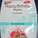 Rival de Loop Happy Birthday Maske Kiwi & Litschi (LE)
