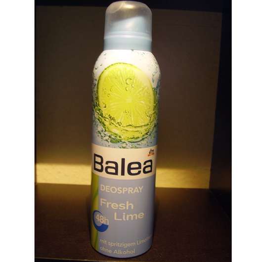 Balea Deospray Fresh Lime