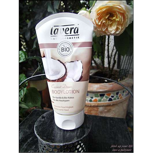 lavera Coconut Dream Bodylotion (Bio-Vanille & Bio-Kokos)