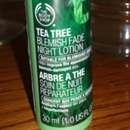 The Body Shop Tea Tree Blemish Fade Night Lotion