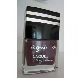 Produktbild zu agnès b. Laque Very Chic – Farbe: Mauve à porter