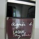 agnès b. Laque Very Chic, Farbe: Mauve à porter