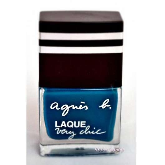 agnès b. Laque Very Chic, Farbe: Miró Blue