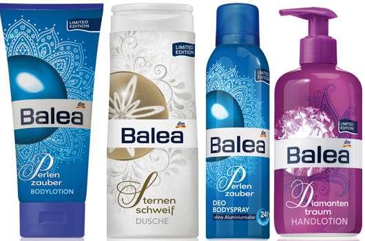 Glanz und Gloria mit der Balea Winter-Edition
