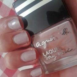 Produktbild zu agnès b. Laque Very Chic – Farbe: Rose Ballerine