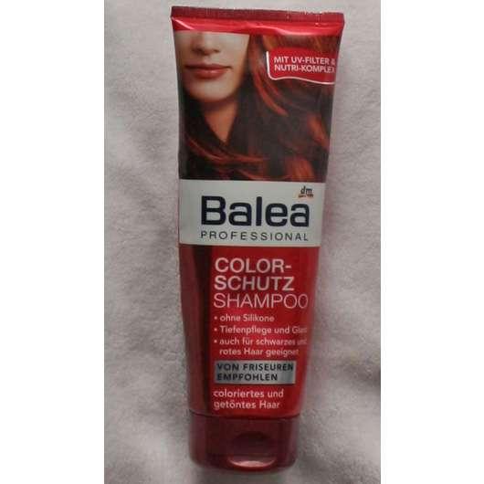 Test Shampoo Balea Professional Color Schutz Shampoo