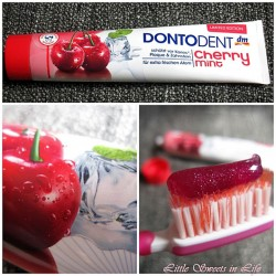 Produktbild zu DONTODENT Cherry Mint Zahncreme (LE)