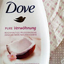 Dove Pure Verwöhnung Reichhaltige Pflegedusche