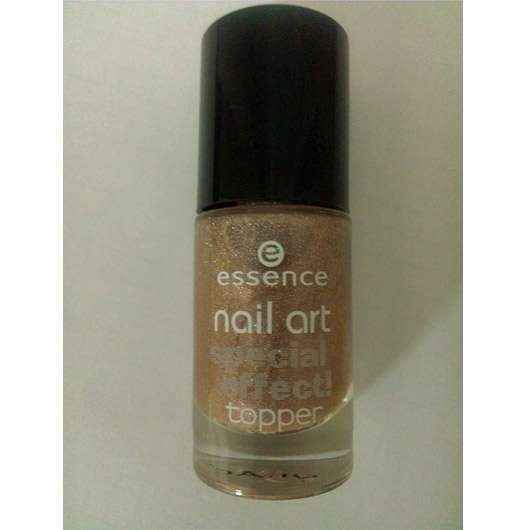 essence nail art special effect topper, Farbe: 12 holo topping, please!