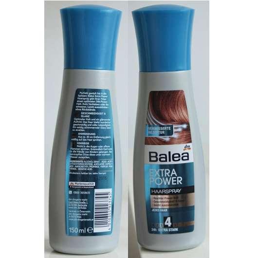 Balea Extra Power Haarspray