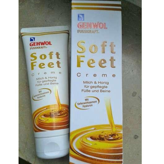 Gehwol Fusskraft Soft Feet Creme Milch & Honig