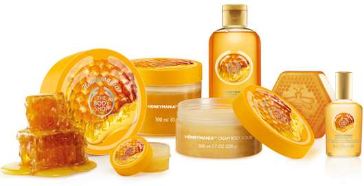 The Body Shop Honeymania™ Bath & Body-Kollektion