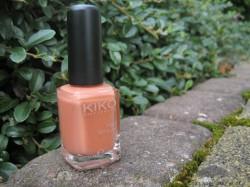 Produktbild zu KIKO nail lacquer – Farbe: 359 Light Peach