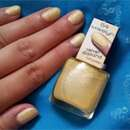 Misslyn Velvet Diamond Nail Polish, Farbe: 54 Sunshine Reggae (Sugar Baby LE)