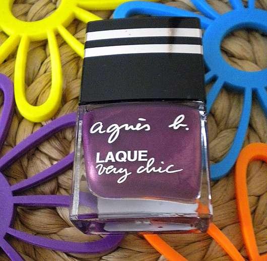 agnès b. Laque Very Chic, Farbe: Purple Rain (Ultra Violine)