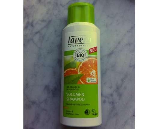 test shampoo lavera volumen shampoo testbericht von pinkboxer