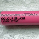 Manhattan Colour Splash Liquid Lip Tint, Farbe: 51P Hint of Pink