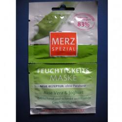 Produktbild zu Merz Spezial Feuchtigkeitsmaske Aloe Vera & Joghurt