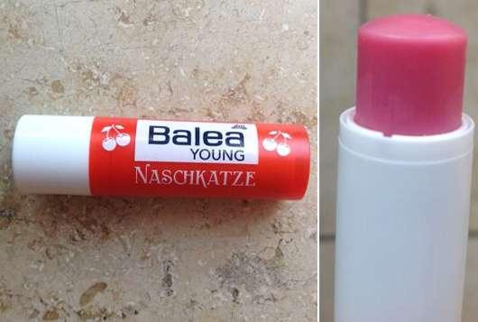 <strong>Balea Young</strong> Lippenpflege Naschkatze (LE)