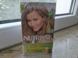 Produktbild zu Garnier Nutrisse Creme Pflegende Intensiv Coloration – Farbe: 70 Mittelblond/Toffee