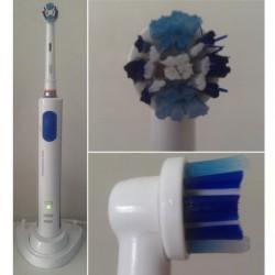 Produktbild zu Oral-B Professional Care 550 Elektrische Zahnbürste
