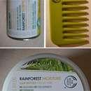 The Body Shop Rainforest Moisture Set (Shampoo & Spülung & Haarbutter & Kamm)