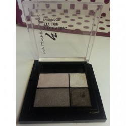 Produktbild zu MANHATTAN Eyemazing Effect Eyeshadow – Farbe: Rosy Wood 95C