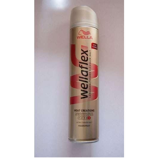 wellaflex Heat Creations Haarspray (ultra starker Halt)