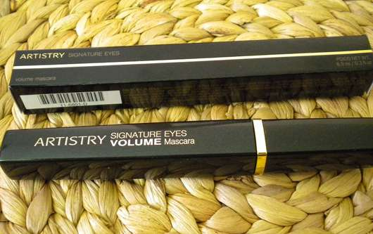 Artistry Signature Eyes Volume Mascara, Farbe: Black