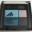 Manhattan Eyemazing Effect Eyeshadow Quattro, Farbe: 78K Pool Party
