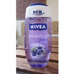 Produktbild zu NIVEA powerfruit relax Pflegedusche