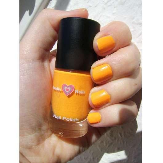 Wunder Nails Nail Polish, Farbe: 40 You're my pumpkin pie