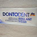 DontoDent Brillant Weiss Zahncreme