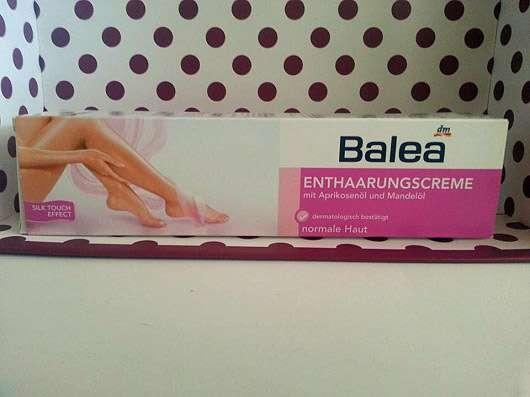 Balea Enthaarungscreme für normale Haut