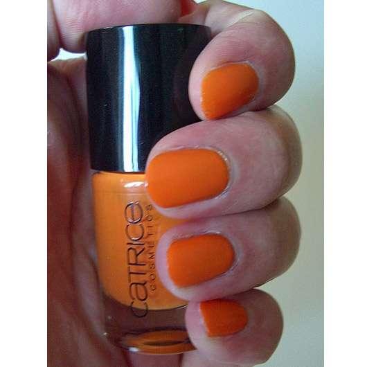 Catrice Ultimate Nail Lacquer, Nr. 04 Orange-Utan