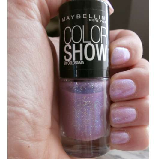 Maybelline Colorshow By Colorama Nagellack, Farbe: 03 Tutti Frutti