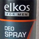 elkos for Men Deo Spray Fresh