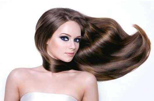 Dauerwelle getonte haare