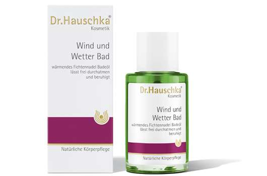 Dr. Hauschka Wind und Wetter Bad