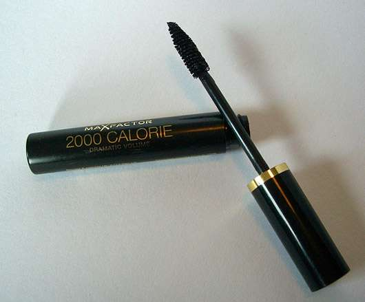 Max Factor 2000 Calorie Dramatic Volume Mascara, Farbe: Black