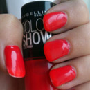 Maybelline Colorshow By Colorama Nagellack, Farbe: 110 urban coral