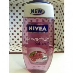 Produktbild zu NIVEA powerfruit refresh Pflegedusche