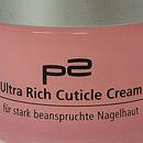 p2 Ultra Rich Cuticle Cream (für stark beanspruchte Nagelhaut)